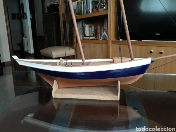 Maquetas: Barco Madera Artesanal - Pinky pesquero de Gloucester - Foto 3 - 193381685