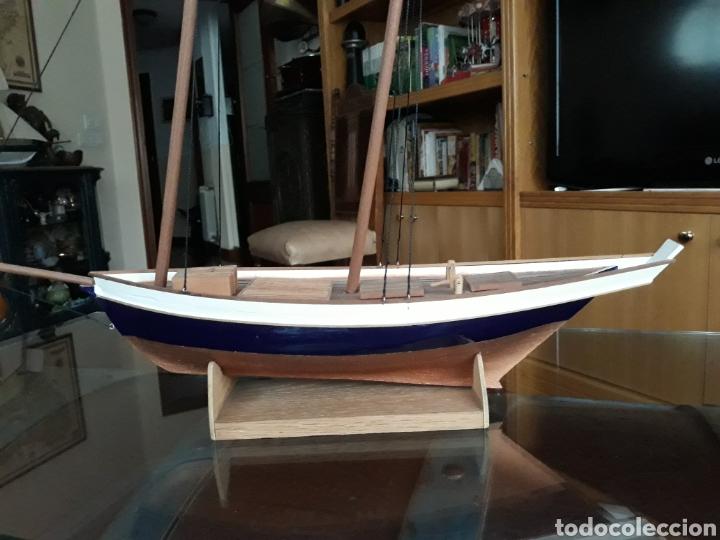 Maquetas: Barco Madera Artesanal - Pinky pesquero de Gloucester - Foto 4 - 193381685
