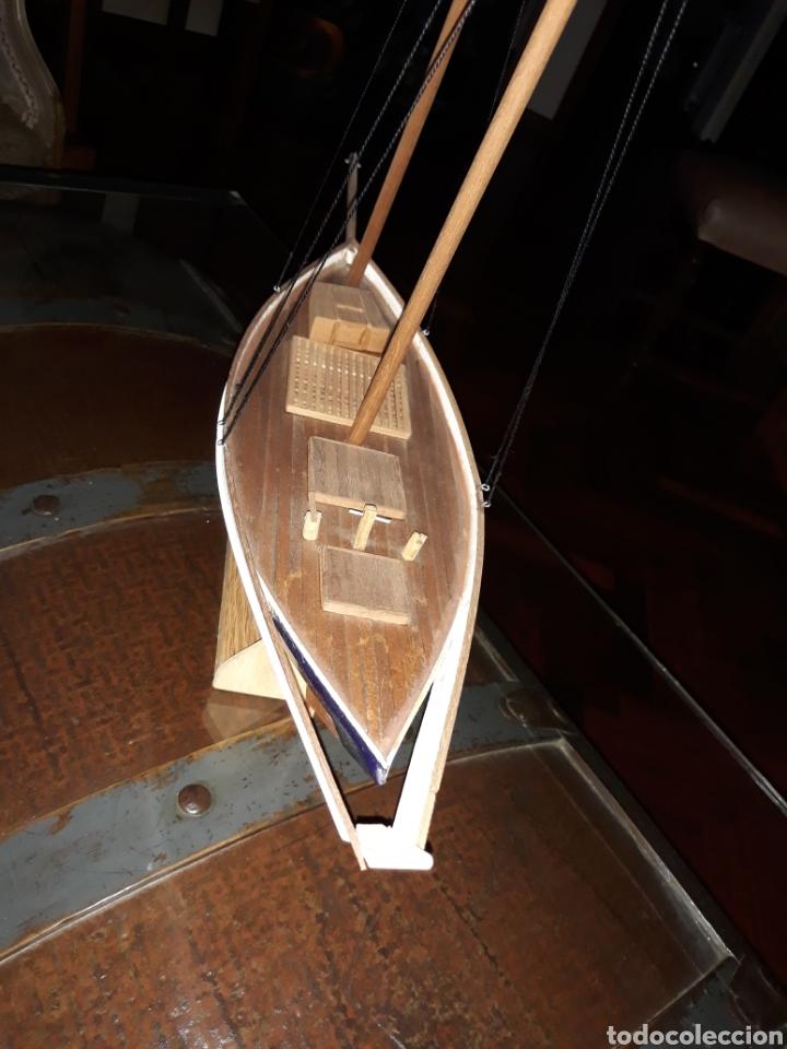 Maquetas: Barco Madera Artesanal - Pinky pesquero de Gloucester - Foto 5 - 193381685