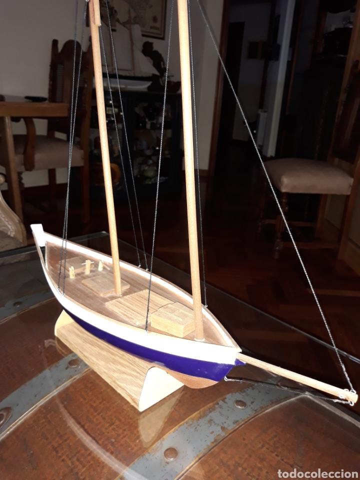 Maquetas: Barco Madera Artesanal - Pinky pesquero de Gloucester - Foto 7 - 193381685