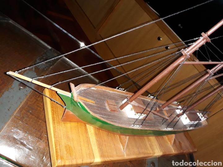 Maquetas: Barco Madera Artesanal - Pailebote Español - Foto 6 - 193382196