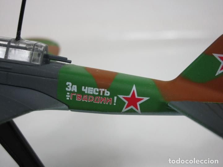Maquetas: Aviones de Combate - del Prado - Avión Shturmovik - Maqueta en Metal - Escala 1/1000 - Caja - Foto 4 - 193621190