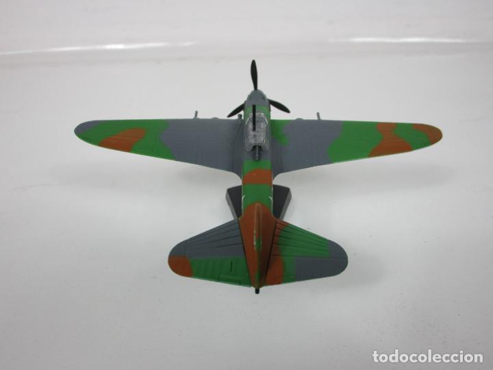 Maquetas: Aviones de Combate - del Prado - Avión Shturmovik - Maqueta en Metal - Escala 1/1000 - Caja - Foto 6 - 193621190