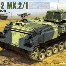 Maquettes: FV432 MK. 2/1 TAKOM 1/35. Lote 193974521
