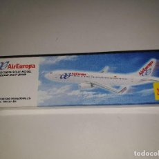 Maquetas: PREMIER PORTFOLIO INTERNATIONAL AIR EUROPA BOEING 737-800 AVIÓN ESCALA 1:200. Lote 194102432