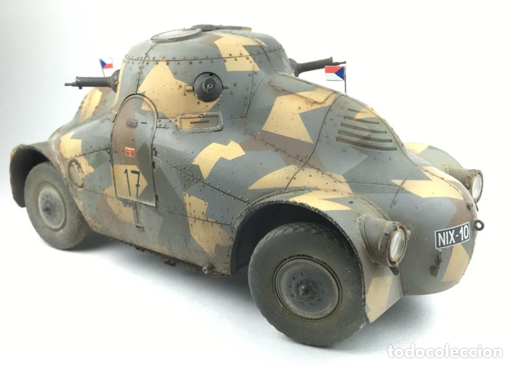 """Maquetas: SKODA PA-II """"Turtle"""" 1:35 TAKOM 2024 maqueta carro vehículo tanque - Foto 7 - 194201023"""