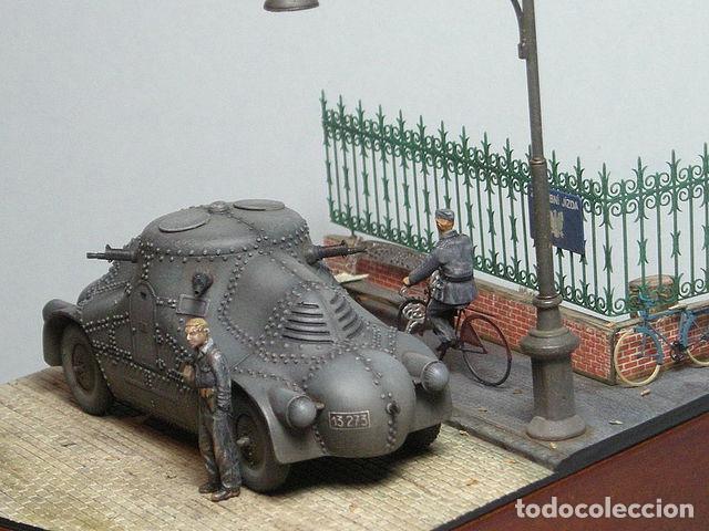 """Maquetas: SKODA PA-II """"Turtle"""" 1:35 TAKOM 2024 maqueta carro vehículo tanque - Foto 9 - 194201023"""