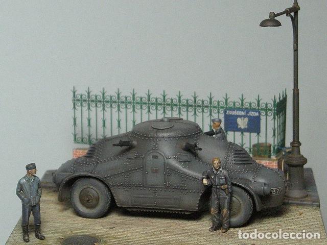 """Maquetas: SKODA PA-II """"Turtle"""" 1:35 TAKOM 2024 maqueta carro vehículo tanque - Foto 10 - 194201023"""