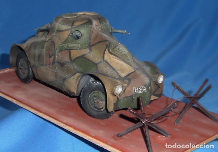 """Maquetas: SKODA PA-II """"Turtle"""" 1:35 TAKOM 2024 maqueta carro vehículo tanque - Foto 11 - 194201023"""