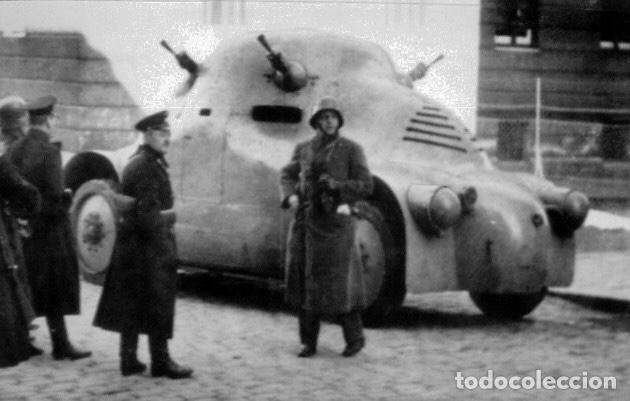 """Maquetas: SKODA PA-II """"Turtle"""" 1:35 TAKOM 2024 maqueta carro vehículo tanque - Foto 12 - 194201023"""