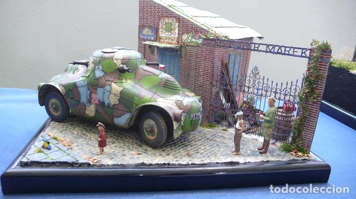 """Maquetas: SKODA PA-II """"Turtle"""" 1:35 TAKOM 2024 maqueta carro vehículo tanque - Foto 13 - 194201023"""