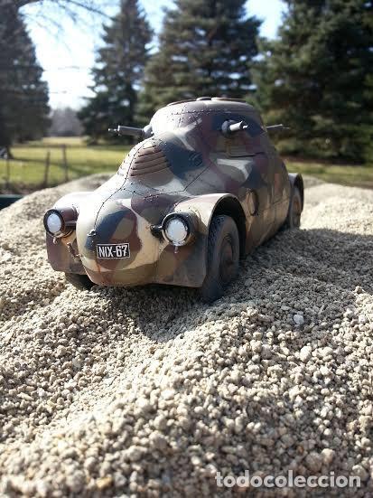 """Maquetas: SKODA PA-II """"Turtle"""" 1:35 TAKOM 2024 maqueta carro vehículo tanque - Foto 15 - 194201023"""
