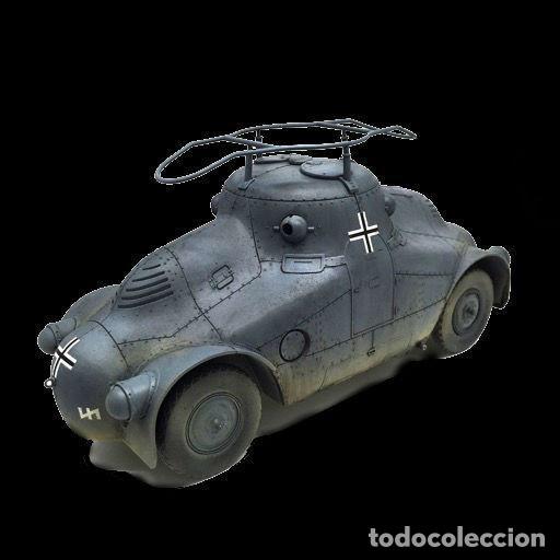 """Maquetas: SKODA PA-II """"Turtle"""" 1:35 TAKOM 2024 maqueta carro vehículo tanque - Foto 17 - 194201023"""