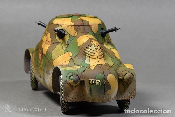 """Maquetas: SKODA PA-II """"Turtle"""" 1:35 TAKOM 2024 maqueta carro vehículo tanque - Foto 19 - 194201023"""