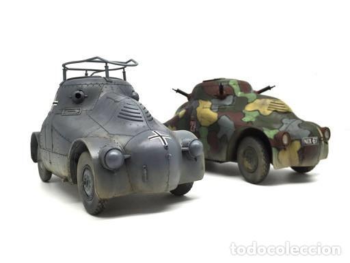 """Maquetas: SKODA PA-II """"Turtle"""" 1:35 TAKOM 2024 maqueta carro vehículo tanque - Foto 21 - 194201023"""