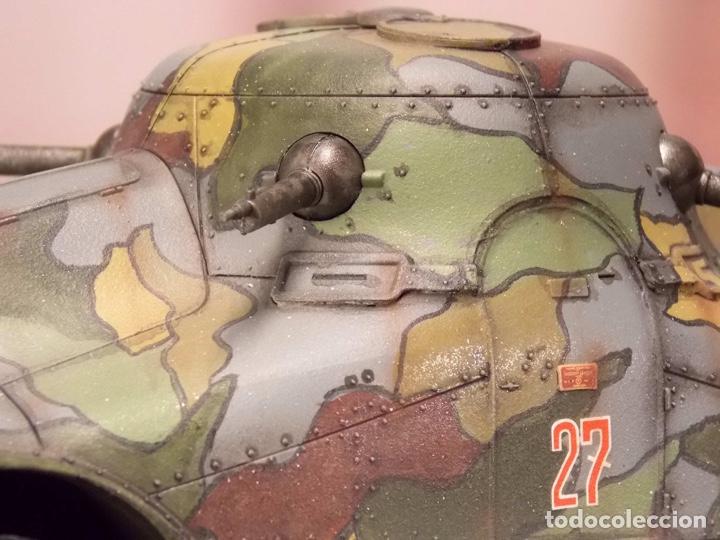 """Maquetas: SKODA PA-II """"Turtle"""" 1:35 TAKOM 2024 maqueta carro vehículo tanque - Foto 22 - 194201023"""