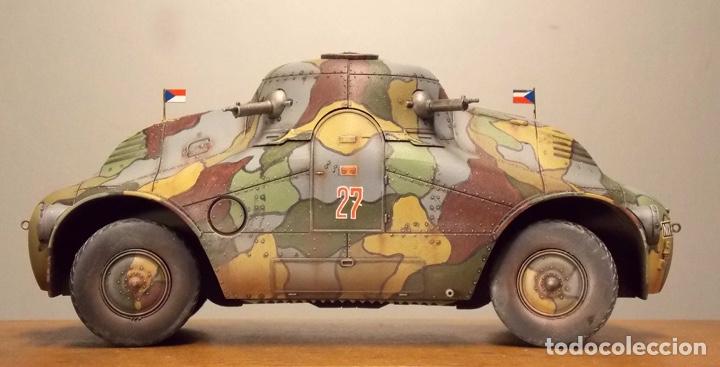 """Maquetas: SKODA PA-II """"Turtle"""" 1:35 TAKOM 2024 maqueta carro vehículo tanque - Foto 23 - 194201023"""