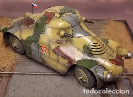 """Maquetas: SKODA PA-II """"Turtle"""" 1:35 TAKOM 2024 maqueta carro vehículo tanque - Foto 24 - 194201023"""