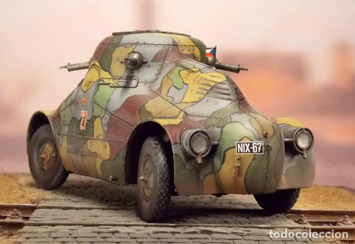 """Maquetas: SKODA PA-II """"Turtle"""" 1:35 TAKOM 2024 maqueta carro vehículo tanque - Foto 25 - 194201023"""