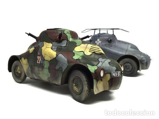 """Maquetas: SKODA PA-II """"Turtle"""" 1:35 TAKOM 2024 maqueta carro vehículo tanque - Foto 27 - 194201023"""