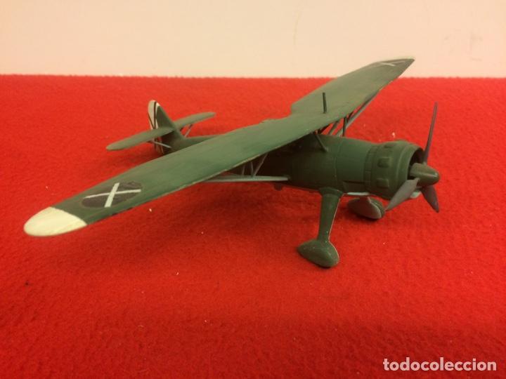 """HENSCHEL 126 """"SUPERPAVA"""" (Juguetes - Modelismo y Radio Control - Maquetas - Aviones y Helicópteros)"""