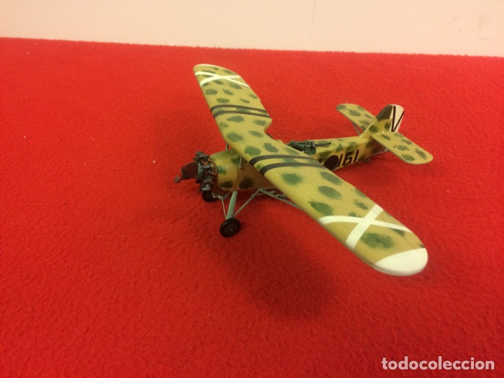 """HEINKEL 46 """"PAVA"""" (Juguetes - Modelismo y Radio Control - Maquetas - Aviones y Helicópteros)"""
