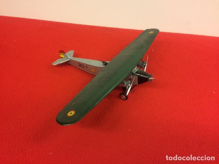 FOKKER F VII (Juguetes - Modelismo y Radio Control - Maquetas - Aviones y Helicópteros)