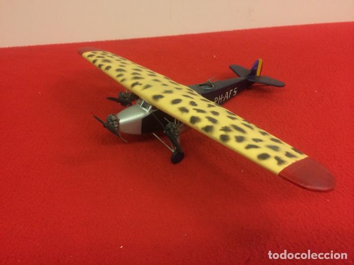FOKKER FVII (Juguetes - Modelismo y Radio Control - Maquetas - Aviones y Helicópteros)