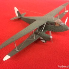 "Maquetas: DE HAVILLAND 89 ""DRAGON RAPIDE"". Lote 194218287"