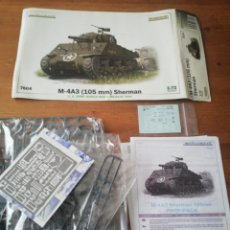Maquetas: MAQUETA M-4A3 (105MM) SHERMAN. . Lote 194270138