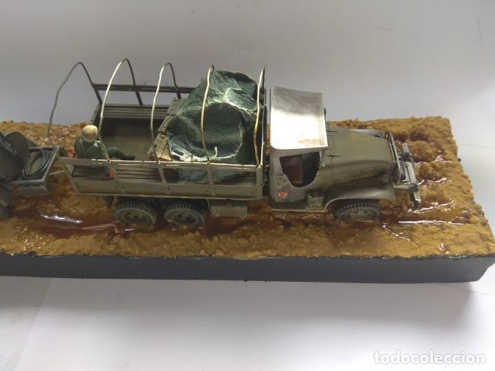 Maquetas: DIORAMA MAQUETA GMC-ACADEMIA DE AUTOMOVILISMO-ET -VILLAVERDE 1980 - Foto 5 - 194292122