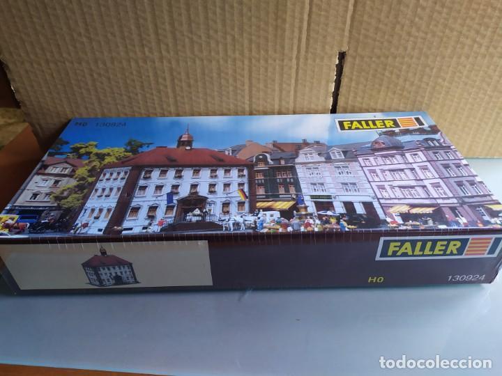 AYUNTAMIENTO , FALLER REF. 130924 , ESCALA 1/87 H0 (Juguetes - Modelismo y Radiocontrol - Maquetas - Construcciones)