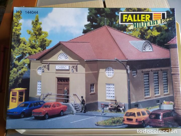 CASINO MILITAR , FALLER REF. 144044 , ESCALA 1/87 H0 (Juguetes - Modelismo y Radiocontrol - Maquetas - Construcciones)