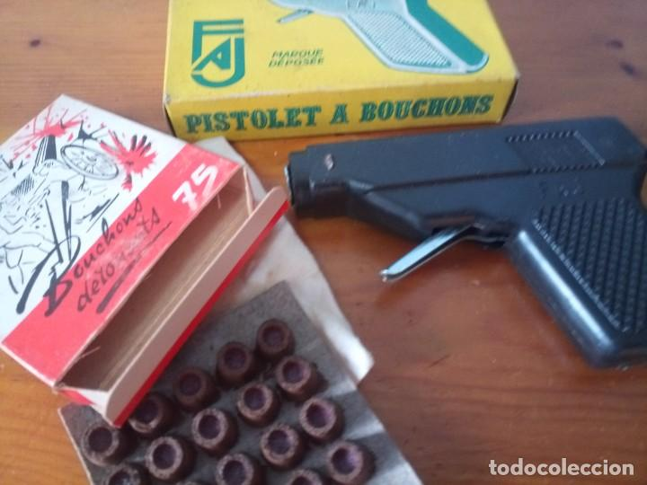 Maquetas: Antigua pistola juguete años 60 - Foto 2 - 194333325