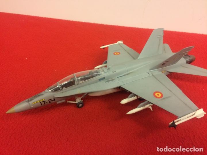 MC DONELL F18 BIPLAZA (Juguetes - Modelismo y Radio Control - Maquetas - Aviones y Helicópteros)