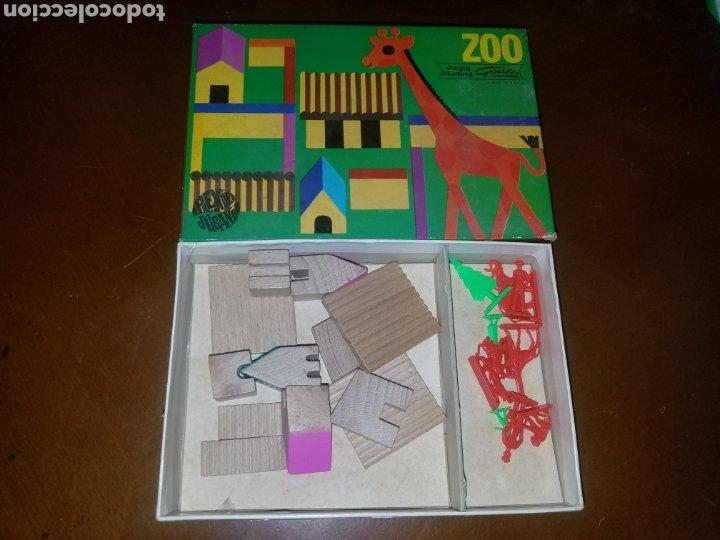 Maquetas: Lote de 5 cajas CONSTRUCCION URBIS DE GOULA, AÑOS 70 - Foto 2 - 194368153