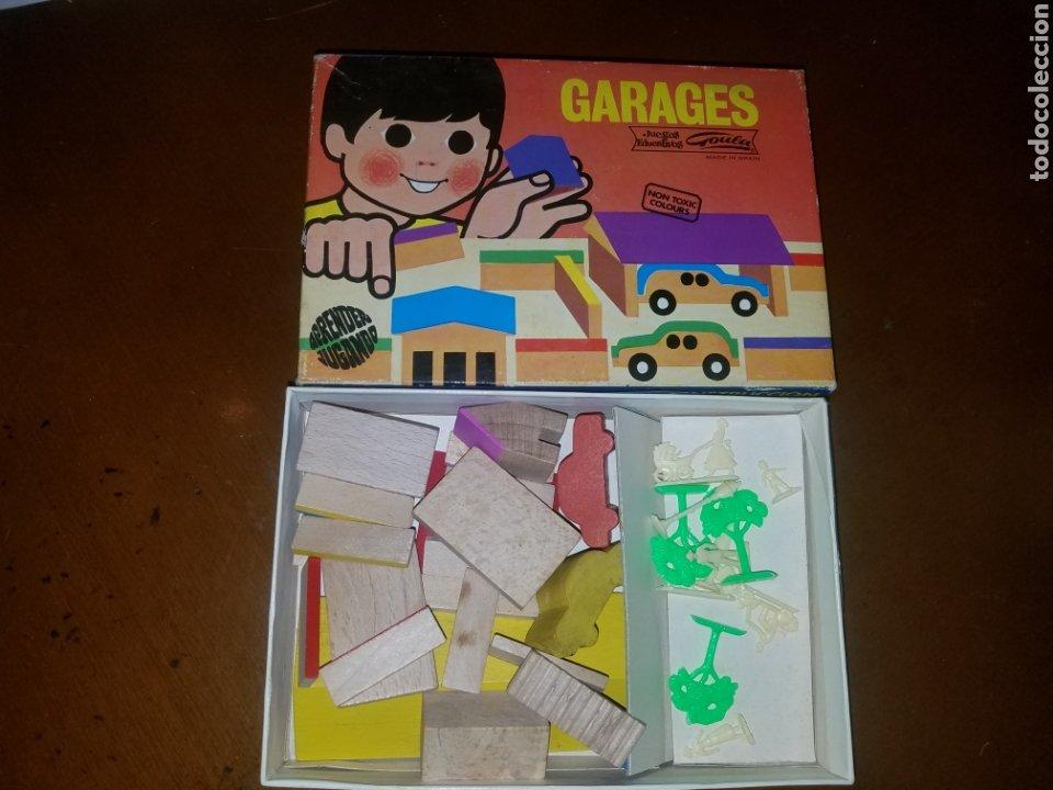 Maquetas: Lote de 5 cajas CONSTRUCCION URBIS DE GOULA, AÑOS 70 - Foto 4 - 194368153