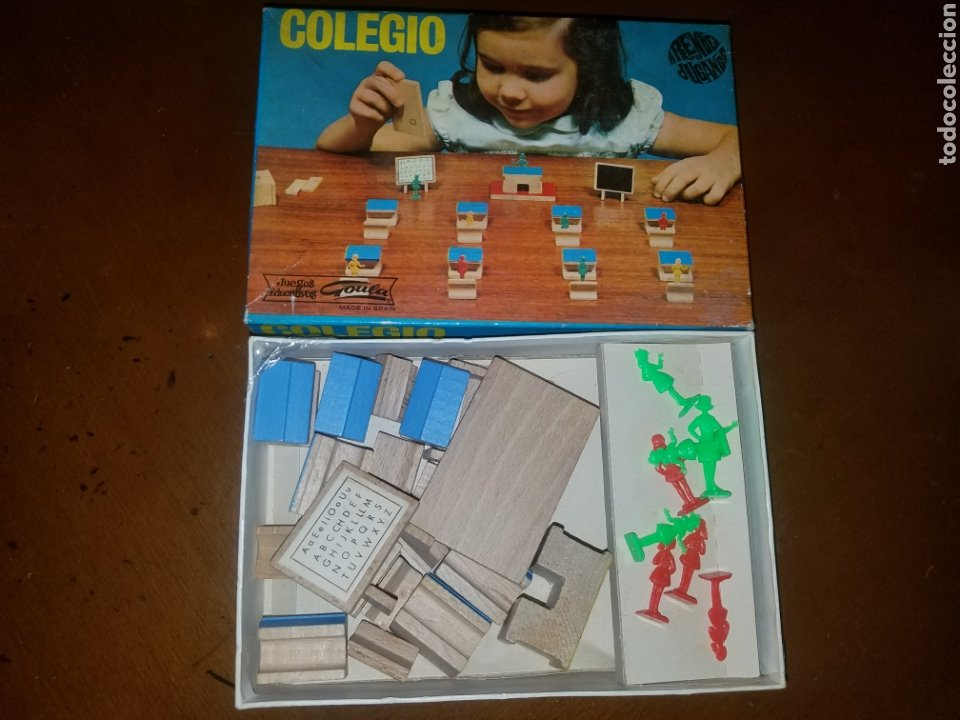 Maquetas: Lote de 5 cajas CONSTRUCCION URBIS DE GOULA, AÑOS 70 - Foto 5 - 194368153