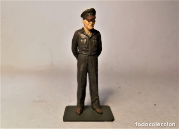 Maquetas: TAMIYA Escala 1:35. 5 figuras de Famous generals set. Maquetas montadas y pintadas - Foto 2 - 194389323