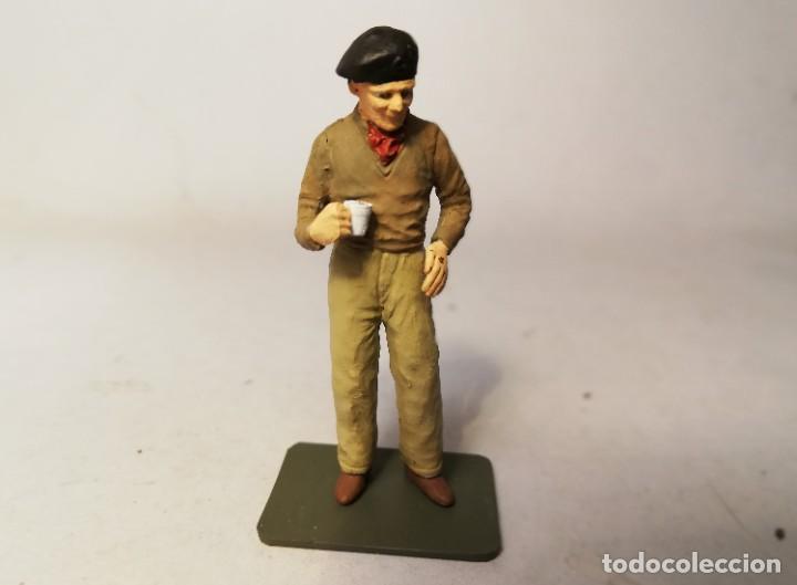 Maquetas: TAMIYA Escala 1:35. 5 figuras de Famous generals set. Maquetas montadas y pintadas - Foto 4 - 194389323