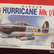 Maquetas: HAWKER HURRICANE MK-I/IIB. AIRFIX ESCALA 1/72. MODELO NUEVO. Lote 194401633