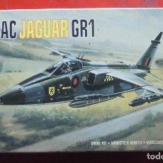 Maquetas: SEPECAT JAGUAR GR.1. AIRFIX ESCALA 1/72. MODELO NUEVO. Lote 194401717