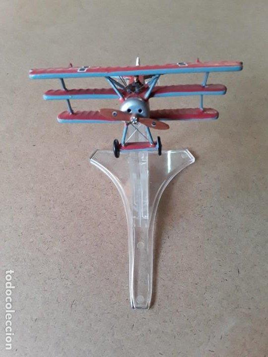 AVIÓN METALICO FOKKER DR1425 (Juguetes - Modelismo y Radio Control - Maquetas - Aviones y Helicópteros)