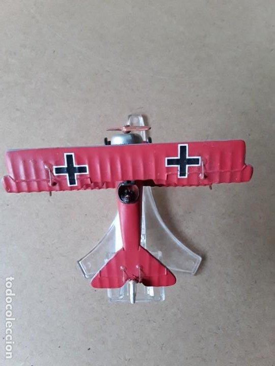 Maquetas: Avión metalico fokker dr1425 - Foto 2 - 194520253