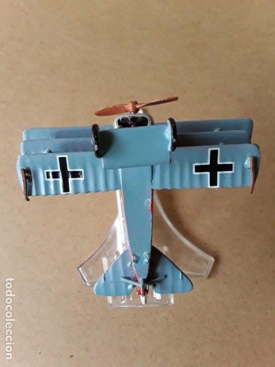 Maquetas: Avión metalico fokker dr1425 - Foto 4 - 194520253