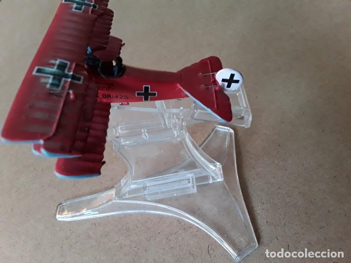 Maquetas: Avión metalico fokker dr1425 - Foto 5 - 194520253