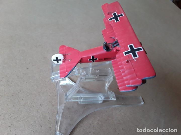 Maquetas: Avión metalico fokker dr1425 - Foto 6 - 194520253