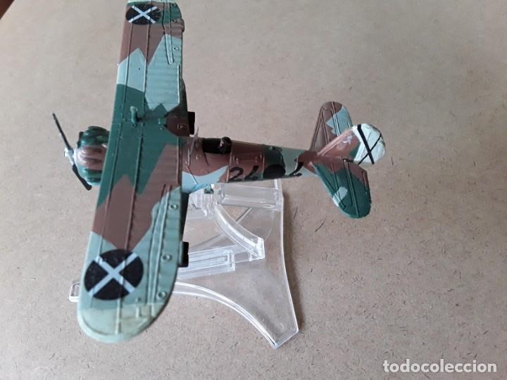 Maquetas: Avión biplano metal - Foto 2 - 194525115