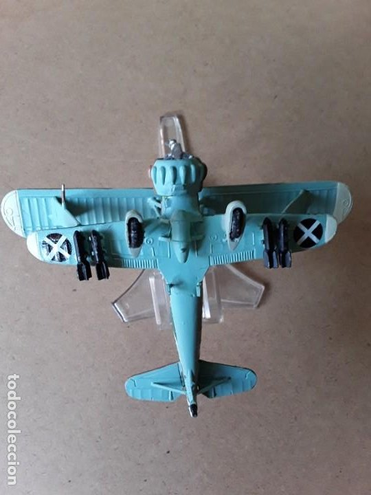 Maquetas: Avión biplano metal - Foto 4 - 194525115