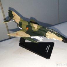 Maquetas: HOBBY MASTER MCDONNELL DOUGLAS F-4C PHANTOM II SPANISH AIR FORCE AVIÓN METAL ESCALA 1:72. Lote 194550577